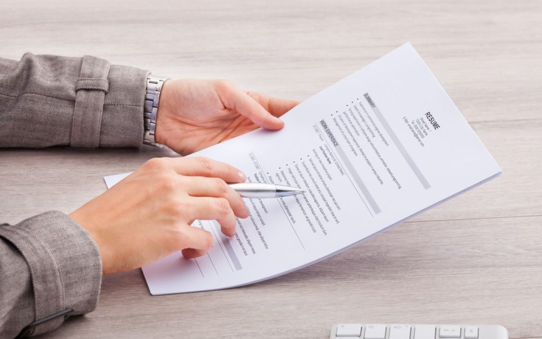 Resume Example – How Long Should a Resume Be?